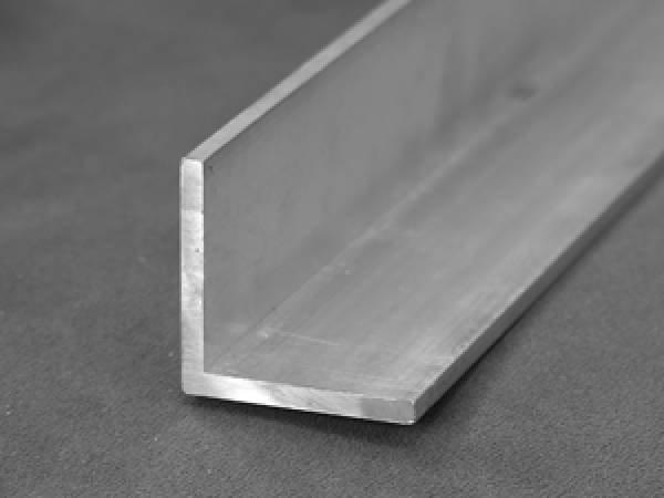равнополочный алюминиевый уголок