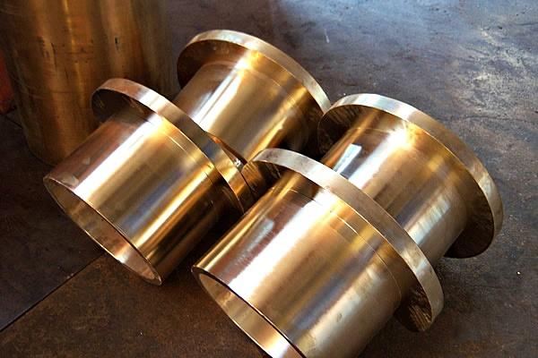 Производство втулок бронзовых