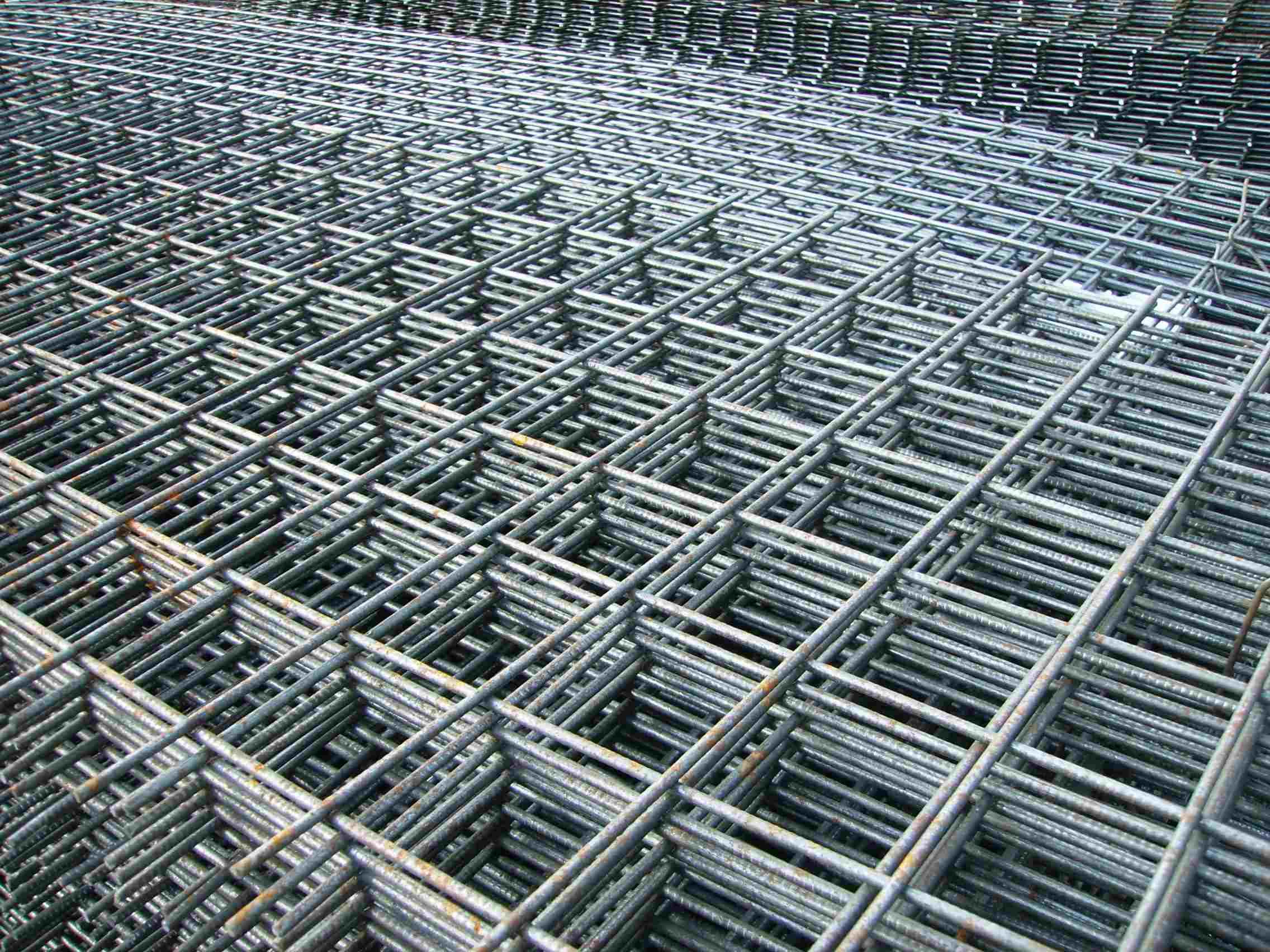 решетка металлическая сварная цена